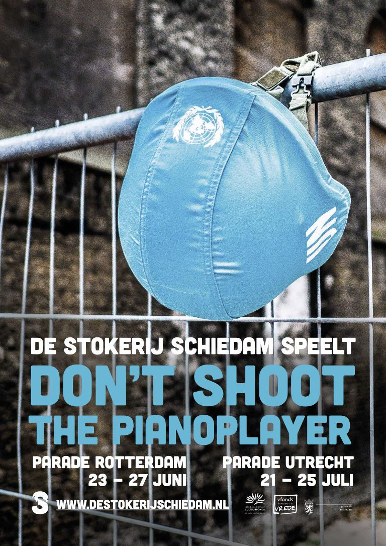 Don't shoot the pianoplayer